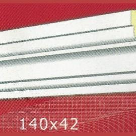 dp-08 Synodecor párkány natúr - 2 méter, 1 db