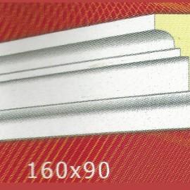 dp-10 Synodecor párkány natúr - 2 méter, 1 db