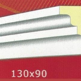 dp-12 Synodecor párkány natúr - 2 méter, 1 db